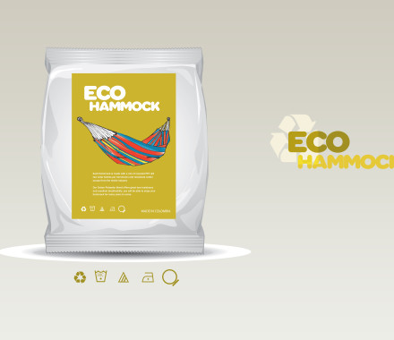 Eco Hammock Label