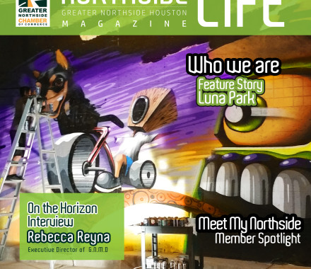 North Side Life Magazine Cover